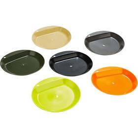 Wildo Camper Plate Flat Set d'autocollants, hunt 2